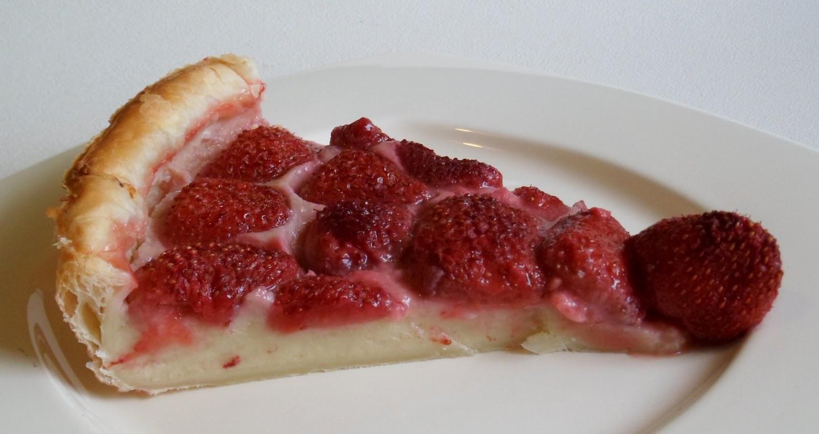 les crocs du loupinet tarte aux fraises
