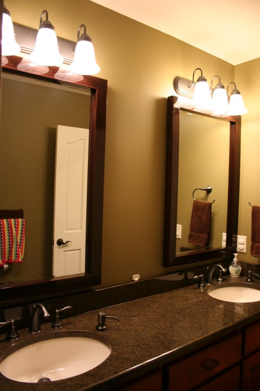 home goods bathroom mirrors | w-script