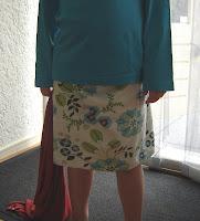 5 minutes skirt