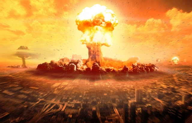 Ancient Nuclear War? Ancient City Found In India Irradiated By Nuclear Blast 8,000 Years Ago