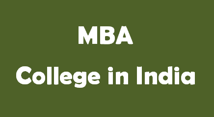 Top MBA Colleges in India 2015-2016