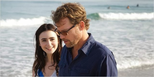 Pages on Cinema  Stuck In Love        Pages on Cinema William  however  seems to have a good relationship with both his son and his daughter  and even maintains some form of friendship with his ex wife