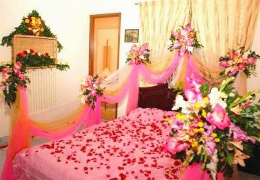 Model rangkaian bunga untuk kamar pengantin 2017/2018