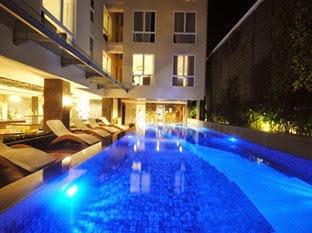 Hotel Dekat Bandara Ahmad Yani - Solaris Hotel Kuta