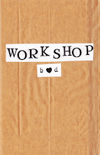 """WORKSHOP"" zine"