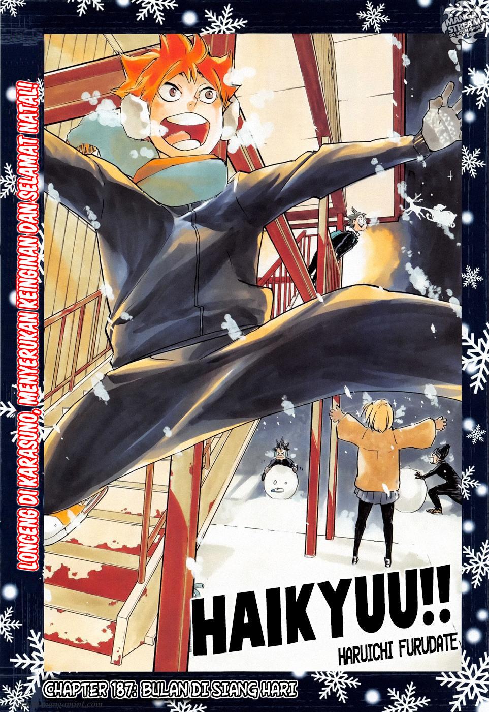 Dilarang COPAS - situs resmi www.mangacanblog.com - Komik haikyuu 187 - bulan di siang hari 188 Indonesia haikyuu 187 - bulan di siang hari Terbaru 1|Baca Manga Komik Indonesia|Mangacan