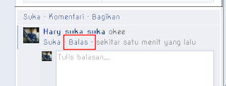 Cara Membuat Menu Balas / Reply Comment Pada Fans Page Facebook