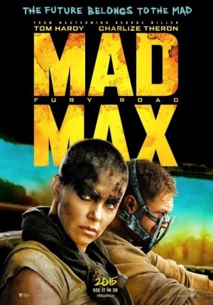 Film Mad Max: Fury Road 2015 di Bioskop