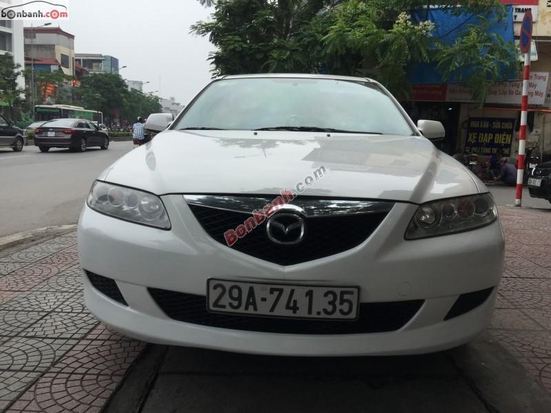 Xe mazda 6 số sàn 2005| Mazda 6 2005| Mazda 6 số tay 2005| Xe cũ mazda 6