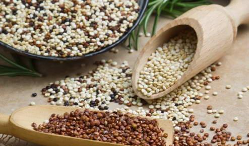 Công dụng của hạt Quinoa