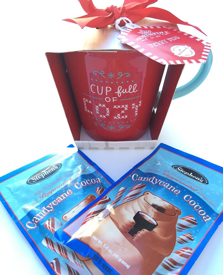 northpole merry mug