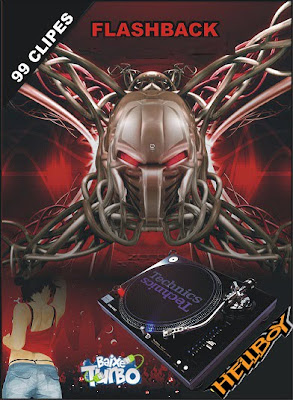Capa Baixar 99 Clipes Flashback Dance 90's Vol.1 DVD R | músicas