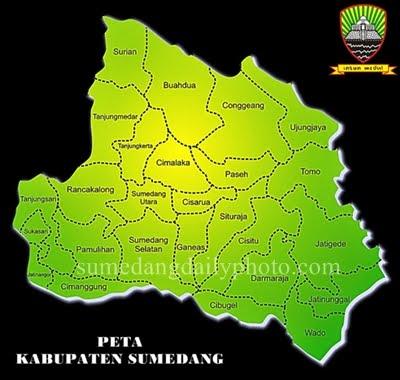 Wisata Sumedang: Geografis Kabupaten Sumedang