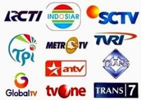 Daftar Stasiun Televisi Nasional di Indonesia