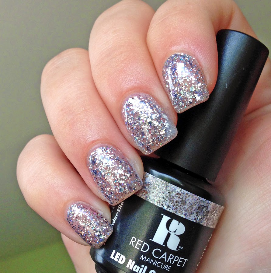 Scrangie: My thoughts on two different gel polishes