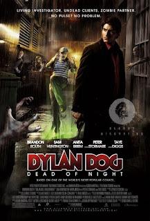 Dylan Dog, los muertos de la noche (2011)