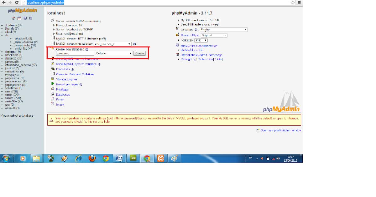 Tutorial Lengkap Membuat Buku Tamu Sederhana Dengan PHP ...