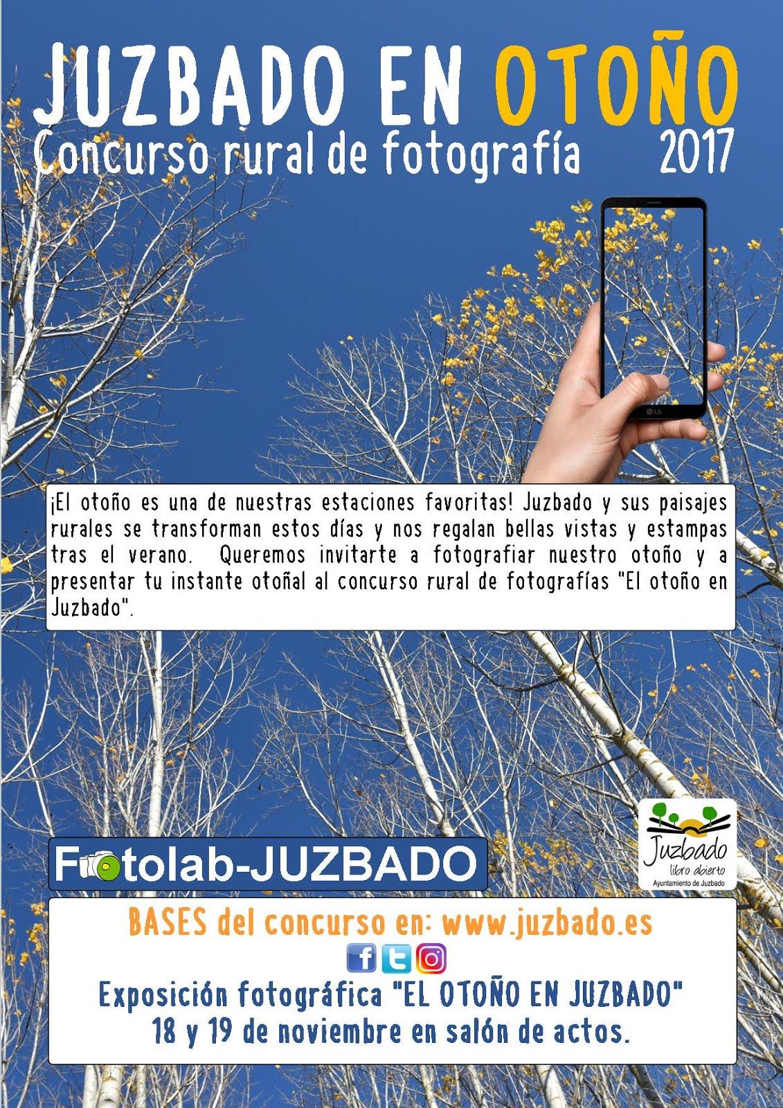 CONCURSO FOTOGRÁFICO OTOÑAL