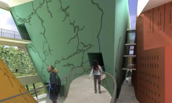desain-bentuk-dan-ruang-musium-modern-belgium