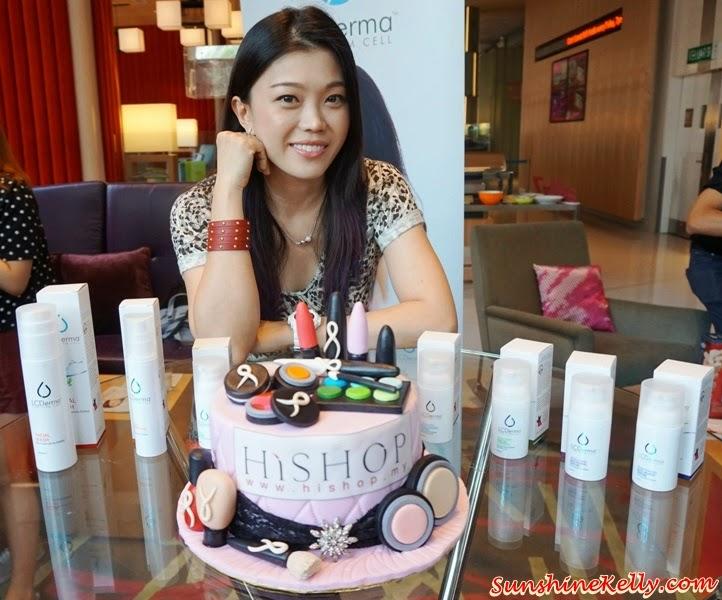 LC Derma, LC Derma Skincare workshop, skincare, lipo stem cell, aloft hotel, kl sentral