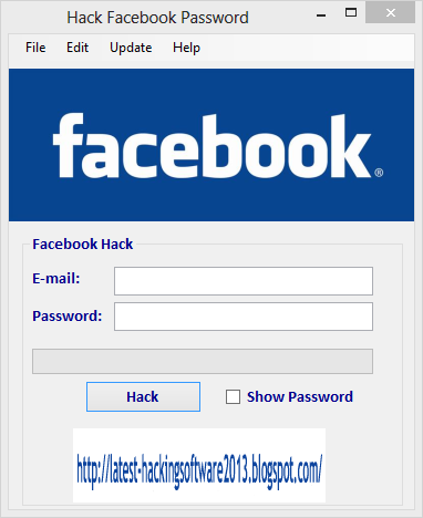 free  facebook hack tools software