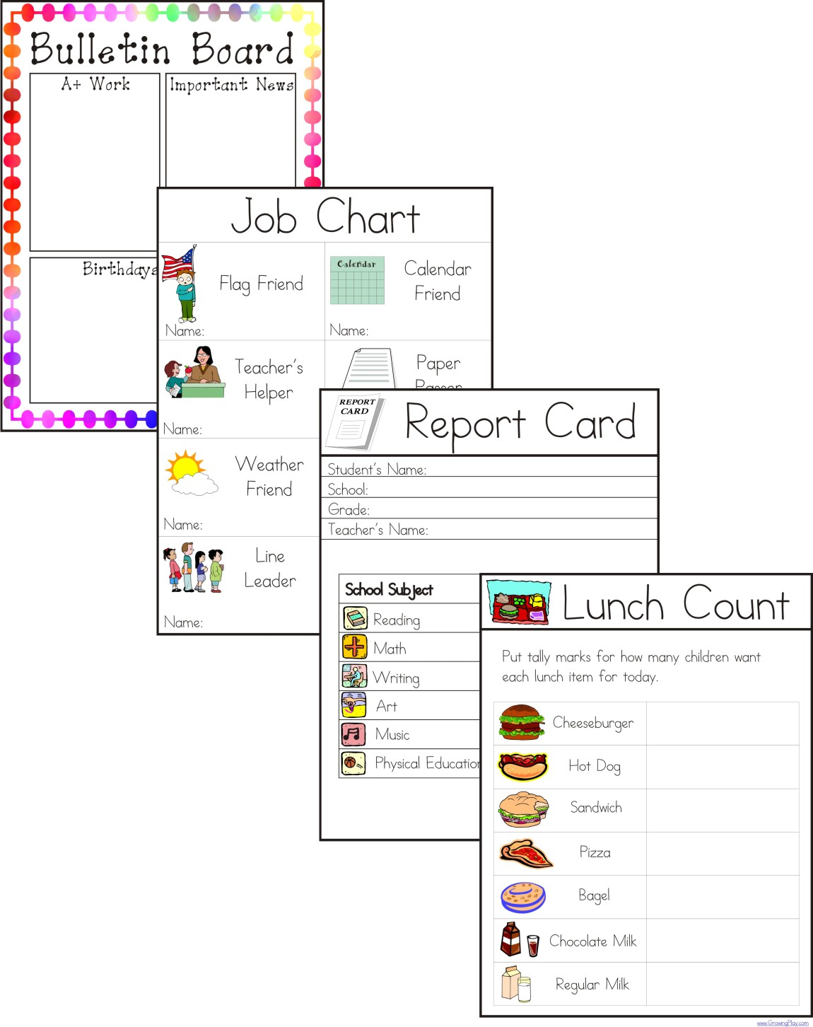 Pretend School Worksheets Free Worksheets Library | Download and ...