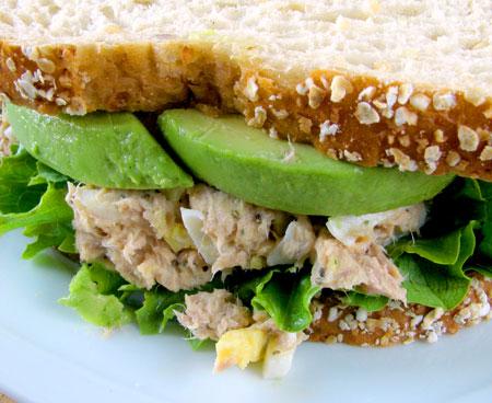 Tuna Salad Sandwich Simple Recipe | Eggs Salad Sandwich Recipe