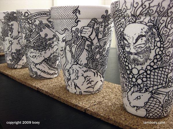 Paper Cup Design