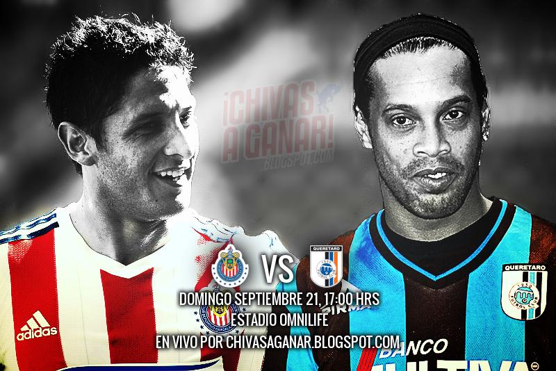 CD Guadalajara vs Querétaro FC - Jornada 9 Apertura 2014.