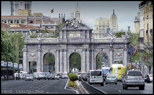 Puerta-Alcalá-Madrid