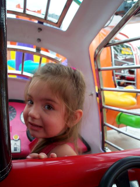 Ana riding