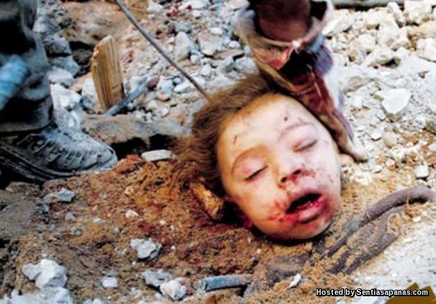 Pembunuhan Kanak-kanak Palestin [2]