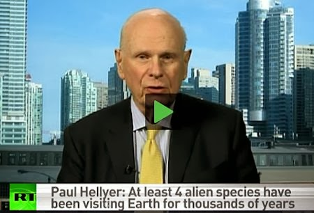"""Four [Alien] Species, at Least ... Visiting This Planet for Thousands of Years,"" says Former Defense Minister"