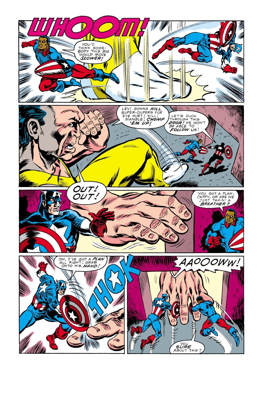 Captain America (1968) Issue #338 #267 - English 14