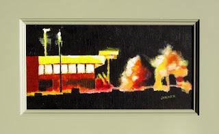 night painting | art | docker