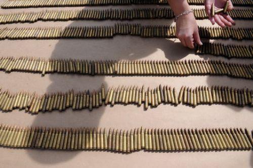 Peluru Kalashnikov