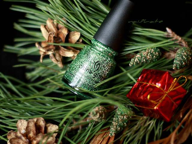 "China Glaze #81399 ""This Is Tree-mendous"""