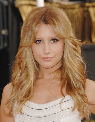 hairstyles_for_big_forehead_ashley-tisdale-blonde-messy-long-hairstyle ...