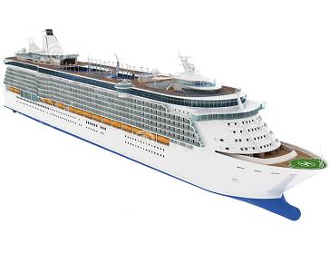Cruise Ships Tracking
