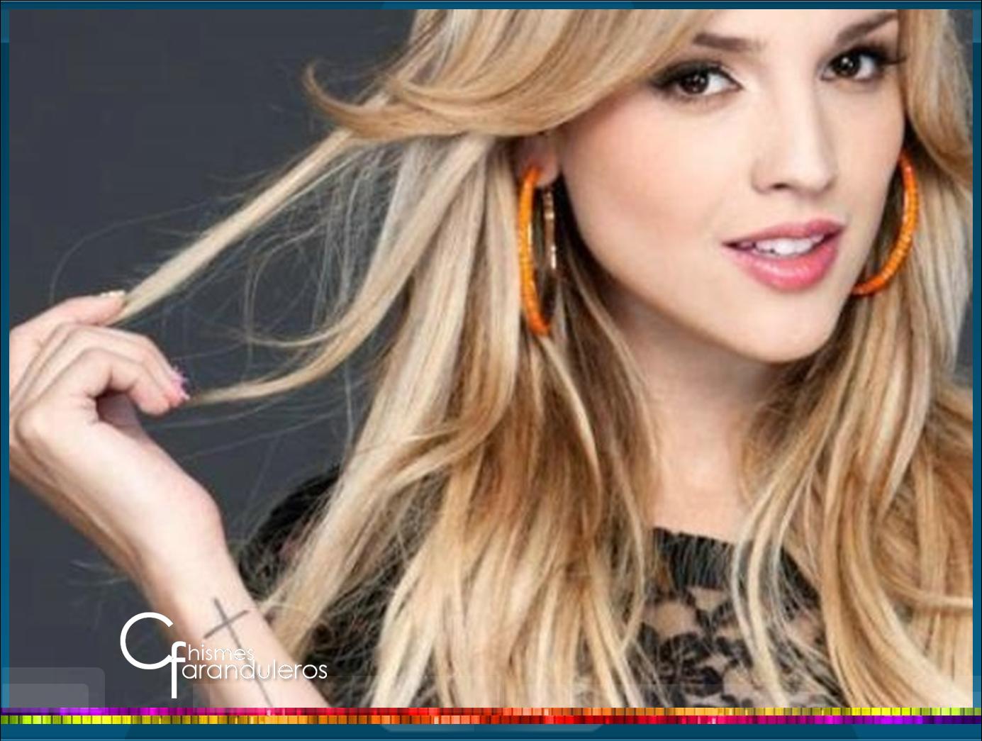 Peinados De Eiza Gonzalez En Amores Verdaderos Eiza Gonzalez Amores V...