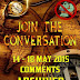 Archived Comment Section - 14 - 18 May 2015 to Active