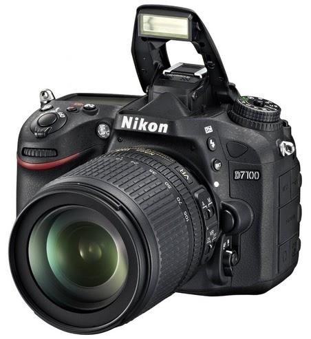 Harga Nikon D7100
