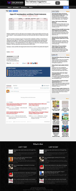 Template Techsimo.com Terbaru, Dibagikan Gratis