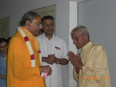 Jagadguru Kripalu Ji Maharaj at JKP Charitable hospital Mangarh 2