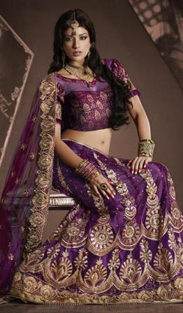 Embroidered-Wedding-Lehnga-Choli