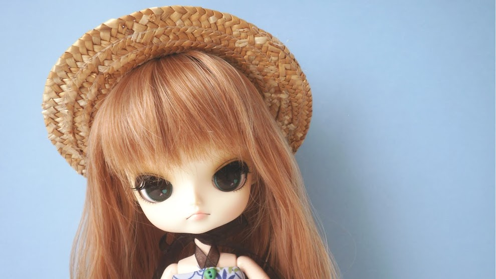 Rapsberry Doll
