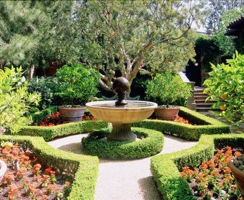 Model Taman Di Depan Rumah