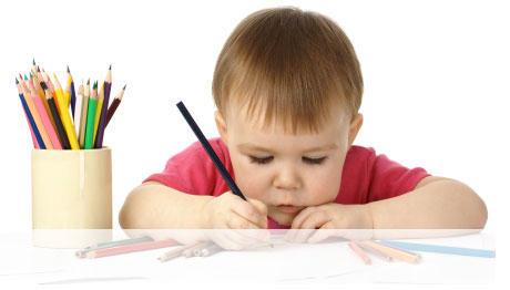 Imágenes de niños escribiendo - Imagui