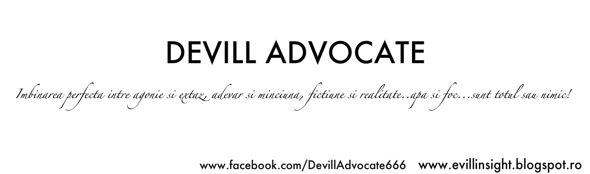Devill Advocate