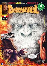 OCTUBRE 2014 N.3 DESCOMUNAL / KIOSCOS